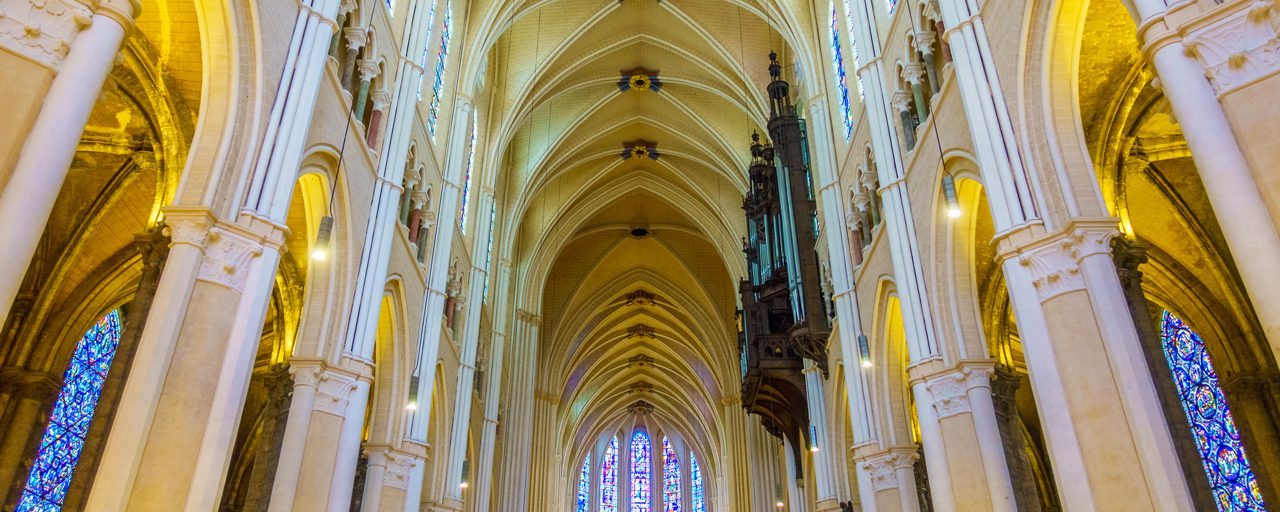 July 1-7, 2018 Geometrica: The Architecture of the Universe, New Chartres Academy, Chartres, France