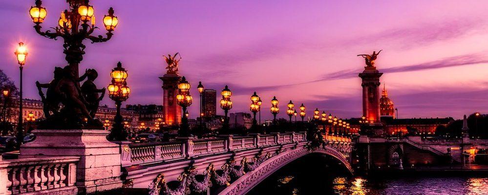 July 8-14, 2018 Mystical Paris, France