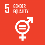 Group logo of Goal 5: Gender Equality
