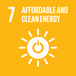Group logo of Goal 7: Affordable and Clean Energy